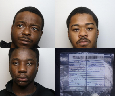 County Lines gang jailed by Swindon Crown Court for a total of more than ten years