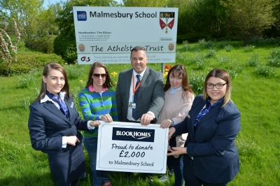 Malmesbury School given cash boost for modernisation