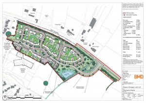 Anger as council greenlights 71 homes in Malmesbury