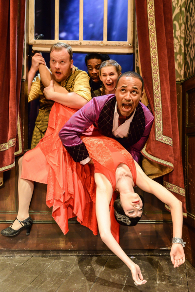 Theatre Review: The Play That Goes Wrong, Theatre Royal Bath