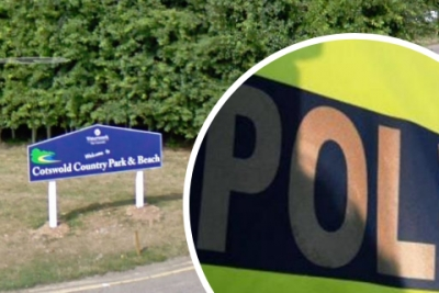 Man's body found in search for missing 'swimmer' at Cotswold Water Park