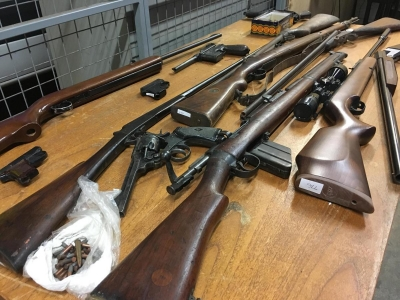 Wiltshire Police backs a national surrender scheme to get dangerous weapons off the streets.