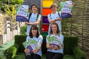 Get your walking boots on and help children's hospice