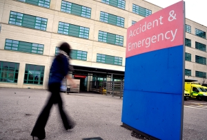 Lengthy waits at Swindon A&E prompts questions over GWH expansion