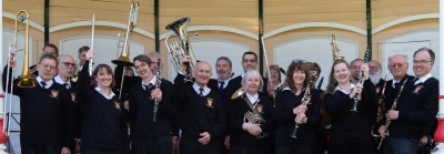 Music at the market cross as Wiltshire band hits 160