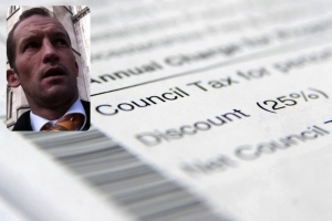 Wiltshire Council issued 3,474 summons for council tax
