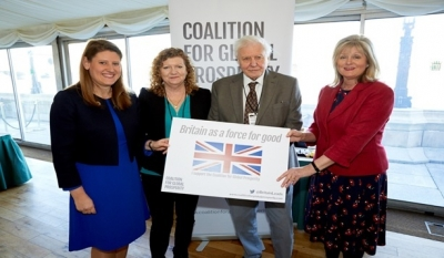 Local MP joins with Sir David Attenborough and CBE Penny Mordaunt MP in battle against plastic pollution