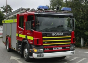 Woman, in her 60s, arrested after Little Somerford fire