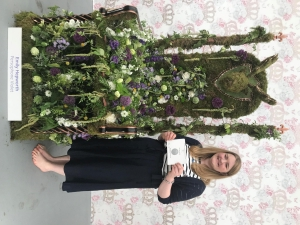 Florists from Malmesbury and Devizes are the best of the bunch at Chelsea Flower Show
