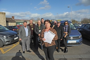 Wiltshire taxi drivers fury at bid to lower fares