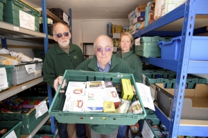 Malmesbury Foodbank braced for busiest December yet