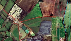 Compton Bassett quarry bids delayed due to legal issues