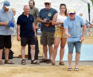 Crowds bouled over at annual tournament