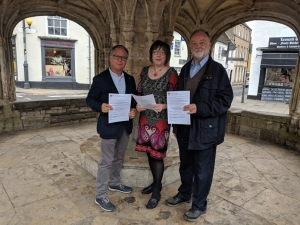 Views wanted on potential pedestrianisation in Malmesbury