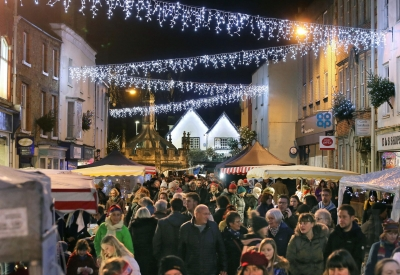 IN PICTURES: Malmesbury's Late Night Christmas Shopping event