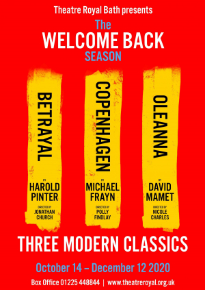 Three modern classics kick off season with less than half the usual audience allowed