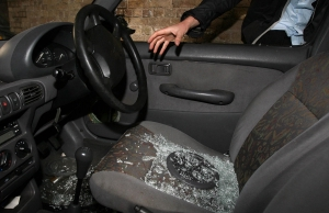 Wiltshire car thefts rise by 31% in four years