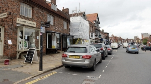 High street pavements to be widened in Marlborough in a bid to bring shoppers back to town